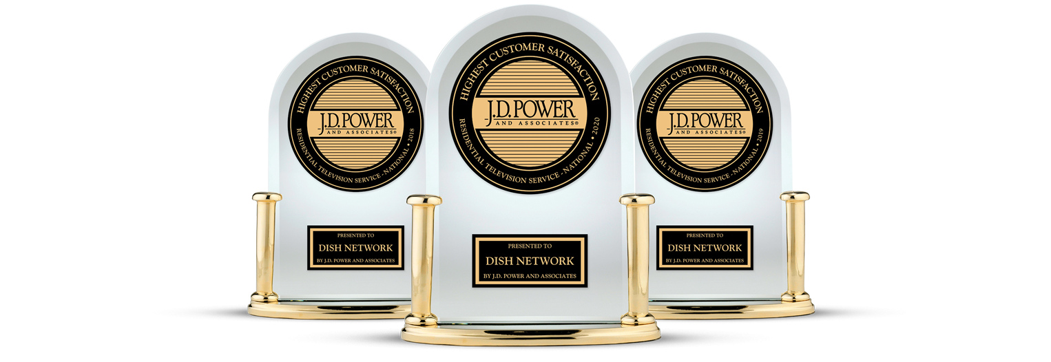 DISH Customer Satisfaction - Ranked #1 by JD Power - Dish Masters in Bedford, Indiana - DISH Authorized Retailer