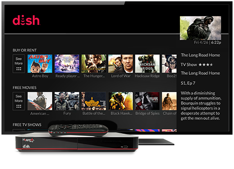 Ondemand TV from DISH | Dish Masters
